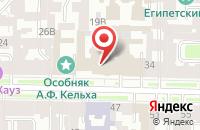 Схема проезда до компании КРОССЦЕНТР в Ярославле