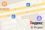 Схема проезда до компании Эбин Инжиниринг в Санкт-Петербурге