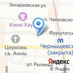 ВИЛЕГИЯ на карте Санкт-Петербурга