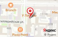Схема проезда до компании Джем в Санкт-Петербурге