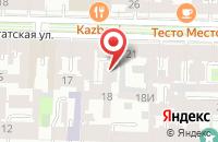 Схема проезда до компании Техник в Санкт-Петербурге