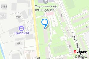 Сдается однокомнатная квартира в Санкт-Петербурге м. Бухарестская, Волковский проспект, 110