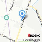CRT Garage на карте Санкт-Петербурга