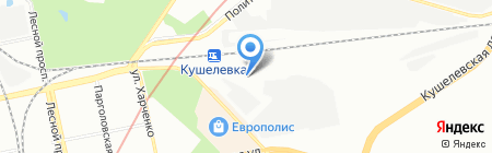 Сварресурс на карте Санкт-Петербурга