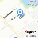 МиниМоделизм на карте Санкт-Петербурга
