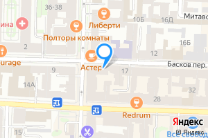 Сдается комната в Санкт-Петербурге м. Чернышевская, Басков переулок, 13-15