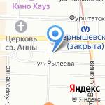 Гефес Консалт на карте Санкт-Петербурга