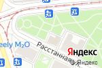 Схема проезда до компании Партнер в Санкт-Петербурге