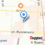 [f]-PR на карте Санкт-Петербурга