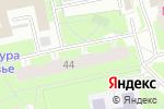 Схема проезда до компании ПитерКонсалт в Санкт-Петербурге
