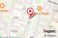 Схема проезда до компании Кристалл-Лефортово в Королёве