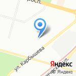 Гос-Строй на карте Санкт-Петербурга