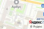 Схема проезда до компании ТЛТ в Санкт-Петербурге
