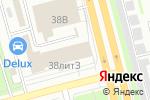 Схема проезда до компании ИДМ строй в Санкт-Петербурге