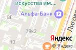 Схема проезда до компании Коллегия Юридической Поддержки в Санкт-Петербурге