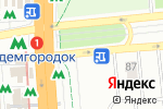 Схема проезда до компании Кофелайк в