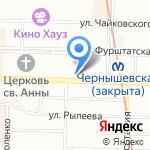 VipLinza на карте Санкт-Петербурга