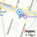 Мотор Сервис на карте Санкт-Петербурга