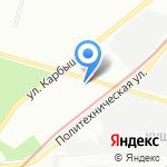 Мистер Доп на карте Санкт-Петербурга