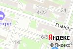 Схема проезда до компании Кебаб хаус в Санкт-Петербурге