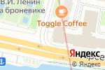Схема проезда до компании Жители блокадного Ленинграда в Санкт-Петербурге