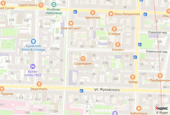 купить квартиру в ЖК Ковенский 5