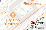 Схема проезда до компании Максима в Санкт-Петербурге