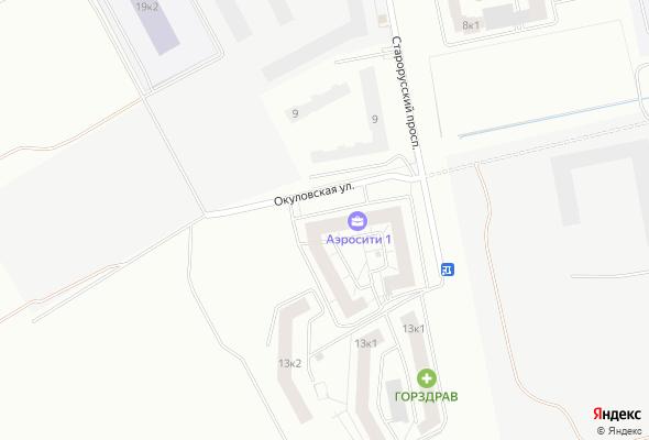 жилой комплекс AEROCITY (Аэросити)
