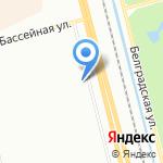 ЭРСТЕД на карте Санкт-Петербурга