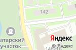 Схема проезда до компании Элтрансснаб в Санкт-Петербурге