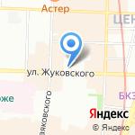 Музей шоколада на карте Санкт-Петербурга