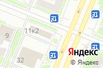 Схема проезда до компании Мастерская по ремонту одежды в Санкт-Петербурге