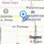 Бон Ирина на карте Санкт-Петербурга