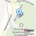 Оникс на карте Санкт-Петербурга