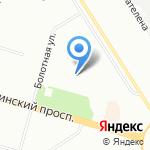 Детский сад №5 комбинированного вида на карте Санкт-Петербурга