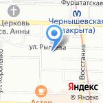Невский альманах на карте Санкт-Петербурга