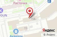 Схема проезда до компании Моя Кухня в Санкт-Петербурге