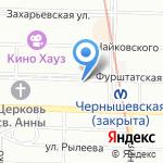 ПолиСбыт на карте Санкт-Петербурга