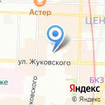 Linardi на карте Санкт-Петербурга