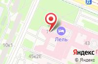 Схема проезда до компании Детский музей в Череповце