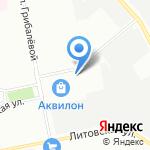 Helios на карте Санкт-Петербурга