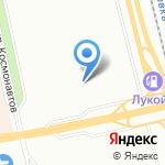 Детский сад №24 комбинированного вида на карте Санкт-Петербурга