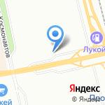 №247 на карте Санкт-Петербурга