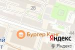 Схема проезда до компании ИНВИТРО в Санкт-Петербурге
