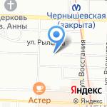 Университет на карте Санкт-Петербурга