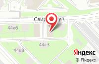 Схема проезда до компании Треугольник в Санкт-Петербурге