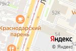 Схема проезда до компании Ibis kitchen в Санкт-Петербурге