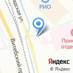 Старт-Сервис на карте Санкт-Петербурга
