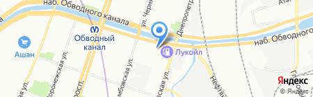 Банкомат Северо-Западный банк Сбербанка России на карте Санкт-Петербурга