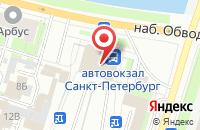 Схема проезда до компании Рк Принт в Санкт-Петербурге